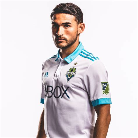 Jersey Seattle Sounders Away 20162017 Official seattle sounders jersey pkhowto