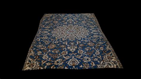 3d model rug 3d model rug model vr ar low poly obj fbx ma mb cgtrader