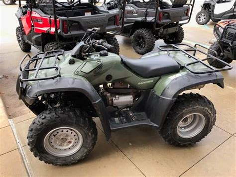 honda powersports of covington 2006 honda fourtrax 174 rancher 4x4 atvs covington louisiana