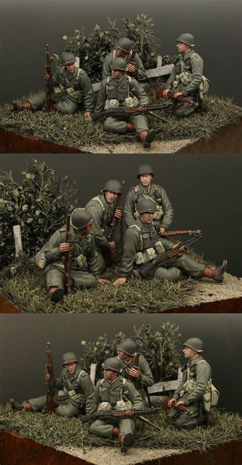 Painting 1 35 Faces by 2772 Besten Dioramas Bilder Auf