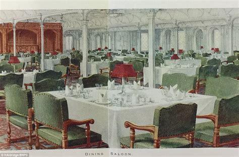 1st class dining