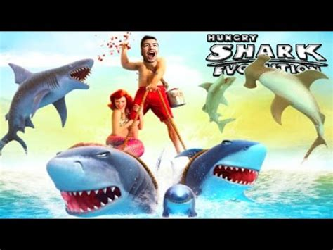 baby shark games free online hungry shark evolution new baby megalodon