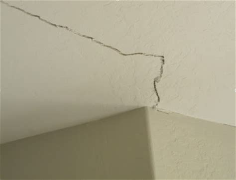 How To Fix Ceiling Cracks by Ceiling Repairs Door Files