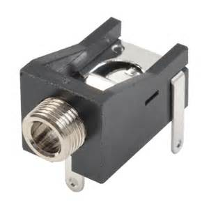 Lasdop Putar Connector Sw 1 1 5 Mm mj 3536 3 5 mm jacks audio connectors