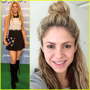 lipstick wore by shakira on commercial shakira is back in the studio making music shakira