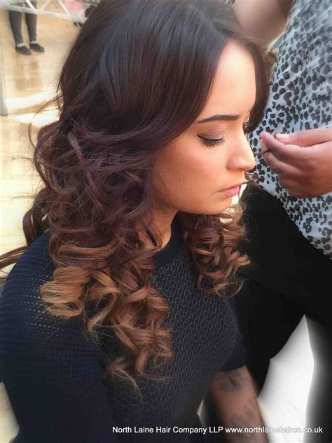 curly hairstyles ghd north laine hair co ghd platinum launch event