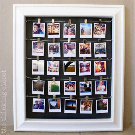 photo wall instagram advent calendar the thinking closet