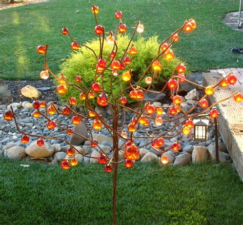 bottle trees and the whimsical of garden glass tree bottle tree metal garden by