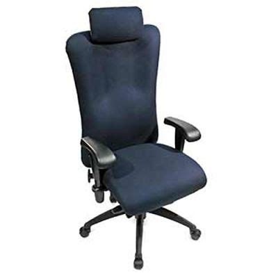new perch ergonomic office chair with headrest high back
