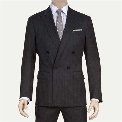 Do Right Suit flaunting the pinstripe suit 5 tips to help you do it