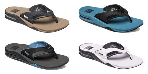 reef fanning sandals clearance reef sandal fanning flip flops mick cushioned