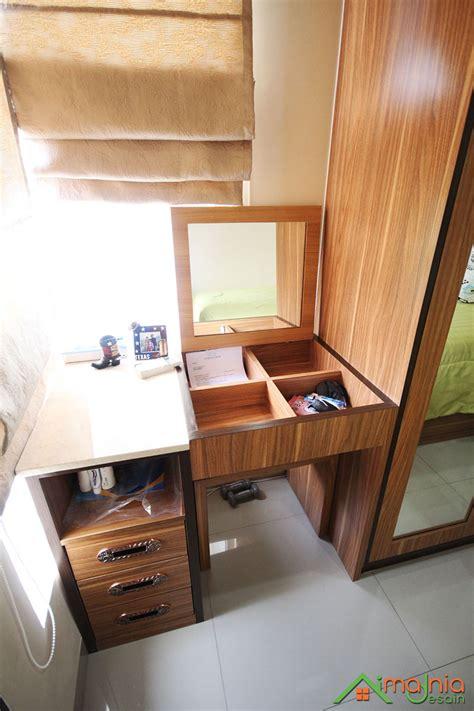 desain meja serbaguna desain interior rumah residence one portofolio imania