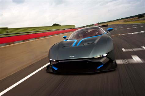 aston martin vulcan front one of 24 aston martin vulcan track cars goes up for sale
