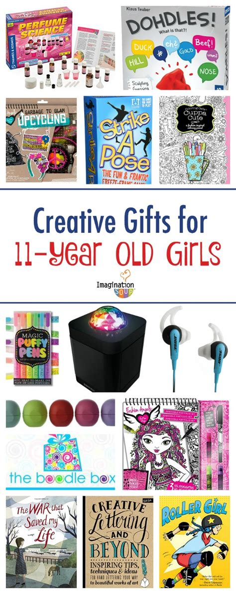 gifts for 11 year old tomboys gifts for 11 year imagination soup