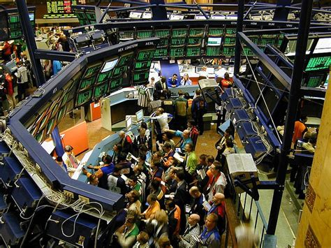 Stock Market Floor by Stock Market Trading Floor Jpg