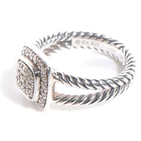 david yurman sterling silver albion ring 6