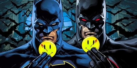 watchmen is back as batman and flash investigate batman finally meets his flashpoint screen rant