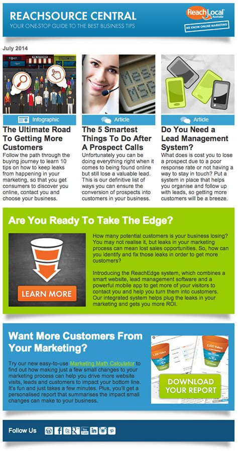 Customer Newsletter Greader Design Greader Design