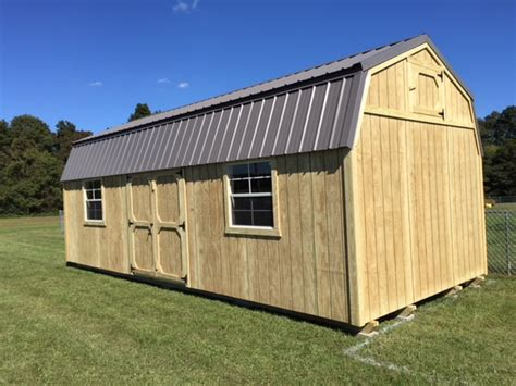 Storage Sheds And Barns