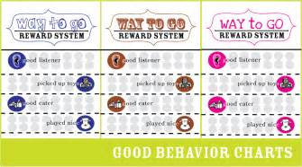 toddler behavior chart template way to go reward chart a free printable chore chart for