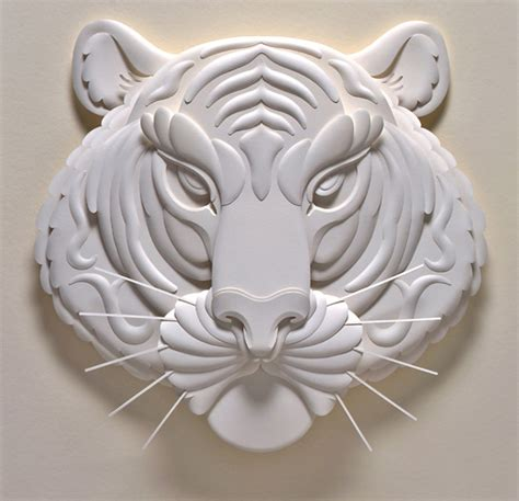 How To Make 3d Paper Sculptures - artists create gorgeous works of 3d paper