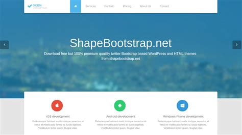 Top 10 Corporate Html5 Website Templates To Checkout In 2015 Solutions Curved Best Web Templates