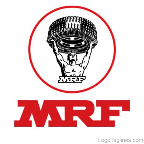 mrf logo  tagline slogan founder headquarters