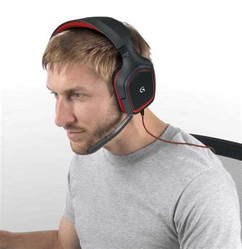 G230 Stereo Gaming Headset logitech g230 stereo gaming headset co uk computers accessories