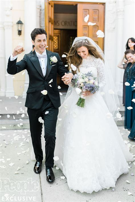 David Henrie Wedding Photos   PEOPLE.com