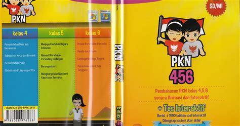Harga Buku Pkn Smp toko buku rahma cd animus pkn kelas 4 5 6 sd mi