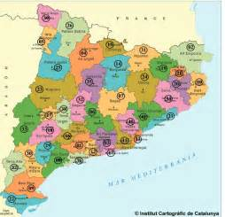 catalonia spain map imsa kolese