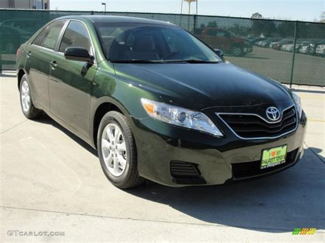 2011 spruce green mica toyota camry le 46545786 gtcarlot car color galleries