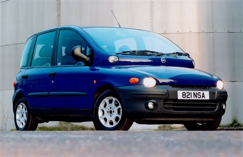fiat multipla fiat multipla estate review 2000 2010 parkers