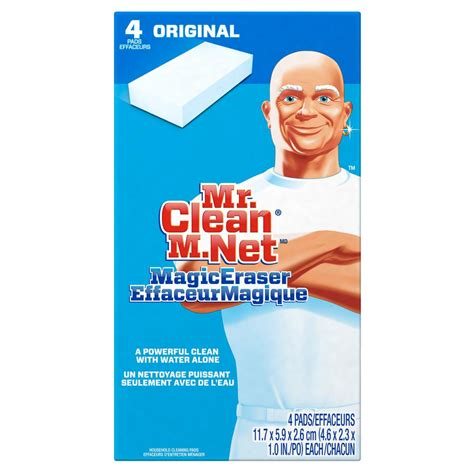 Home Depot Kitchen Faucets Mr Clean Magic Eraser Multi Purpose Cleaning Pad 4 Pack