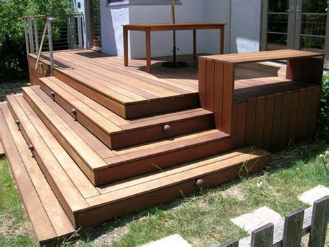 Back Porch Stairs Design Simple Advices To Help You Building Deck Stairs Home Decor Help