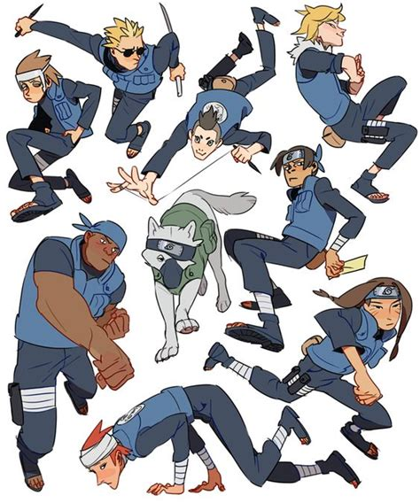 kakashi dogs now the ninjas are dogs and the dogs are ninjas no i don t care
