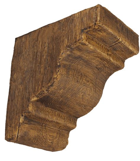 Architectural Wood Corbels Corbel Polyurethane Decorative Wood Corbel Fdcm 26