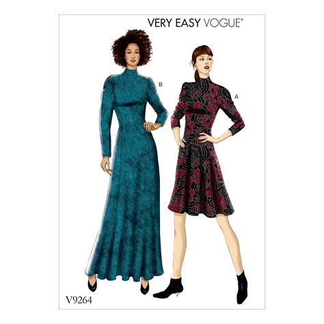 pattern review vogue 9017 vogue patterns 9264