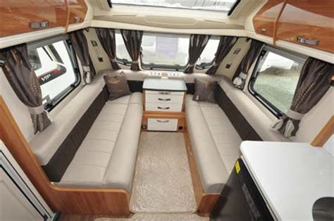Re Upholstery For Static Caravans by Elegance 580 Caravan Review Style And Quality Prevail