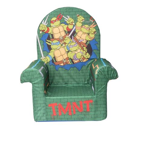 Tmnt Chair by Spin Master Marshmallow Furniture High Back Chair Tmnt Retro