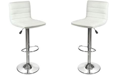 Gas And Small Stools by Febland Ribble Bar Stools With Adjustable Gas Lift