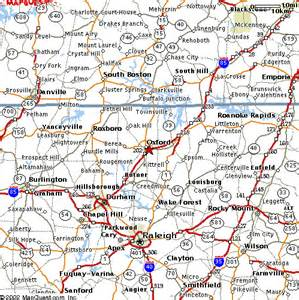 central carolina map map to central children s home of carolina oxford nc
