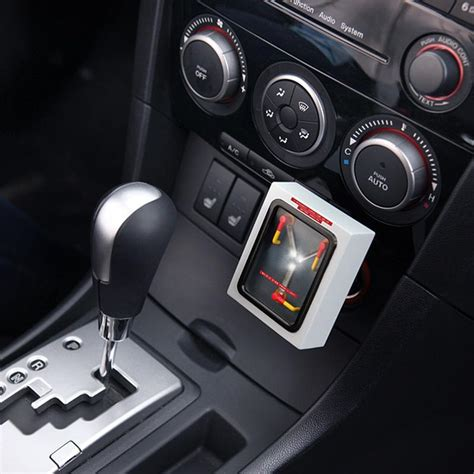 flux capacitor usb car charger buy usb flux capacitor car charger