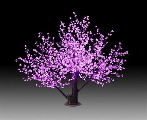 led cherry blossom tree landscape light buy led lighting