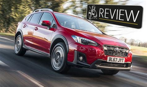 subaru suv white subaru xv 2018 review price specs road test and