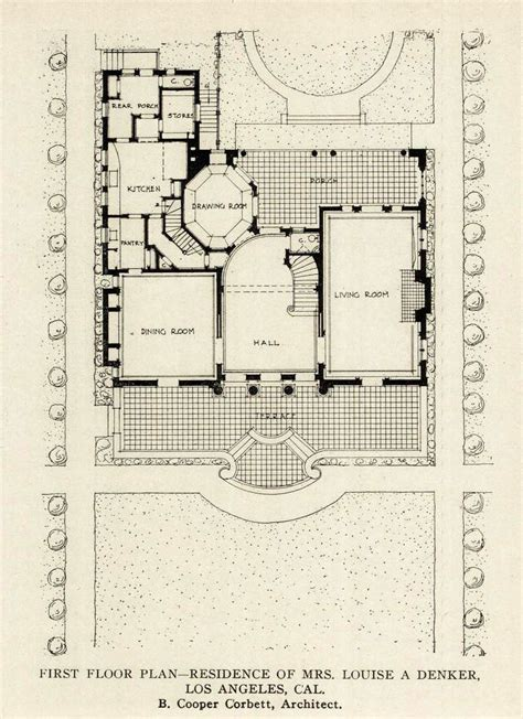 floor plan los angeles 1000 images about floor plans on pinterest mansion