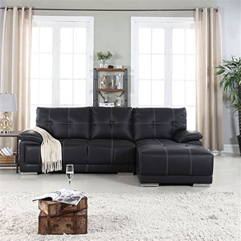 Product Reviews Buy Classic Tufted Faux Leather Faux Leather Living Room Furniture