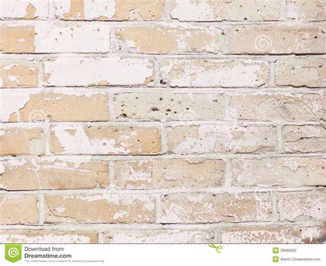 Brick Wall Mural background wall brick white beige texture stock photo