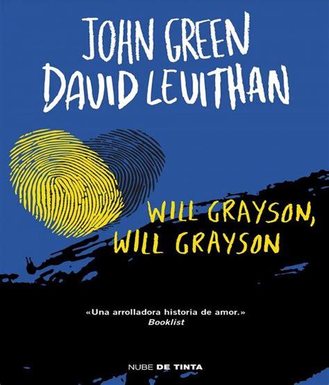 libro will grayson will grayson will grayson will grayson de john green rese 241 a