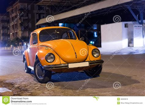 volkswagen thanksgiving volkswagen beetle stock photo image 48093819